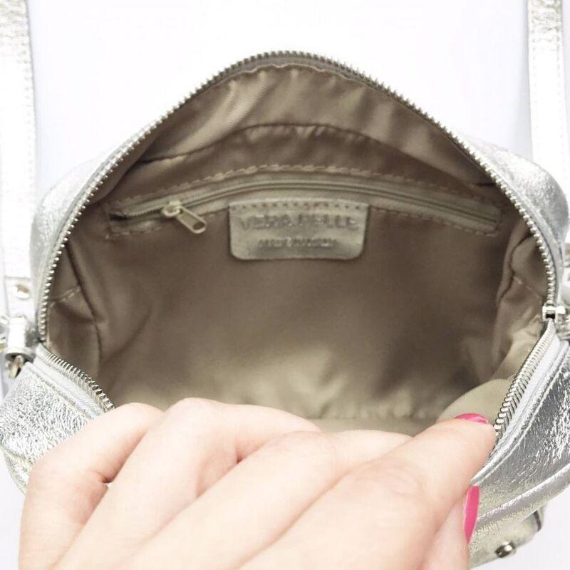 Магазин сумок Vezze Кожаная женская сумка С00177 - фото 3