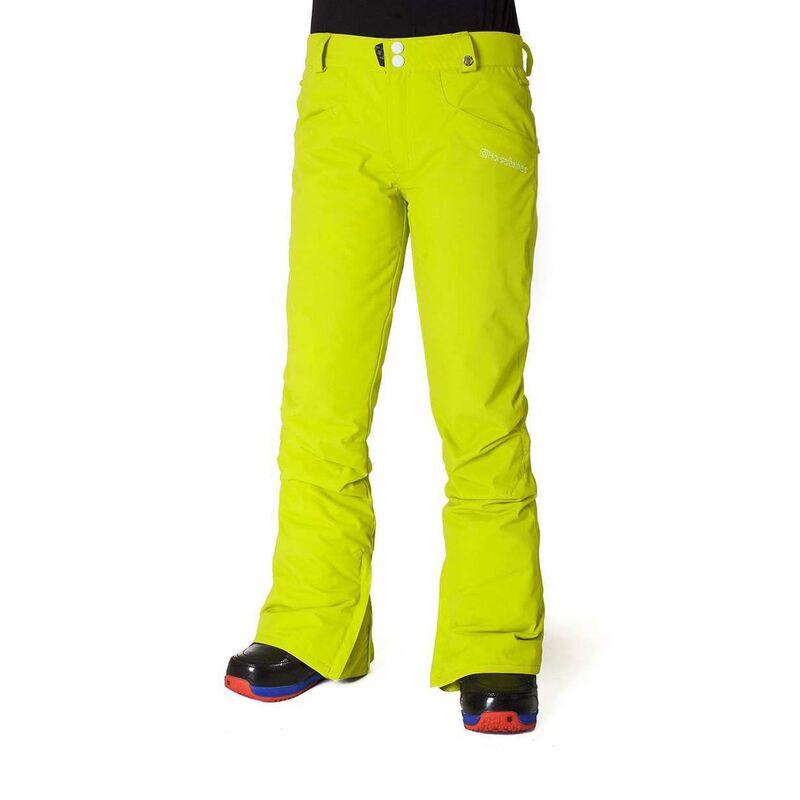 Спортивная одежда Horsefeathers Сноубордические брюки Erika 1516 желтый - фото 1
