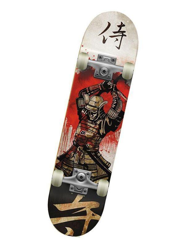 Скейтборд Спортивная коллекция Скейтборд Samurai - фото 1