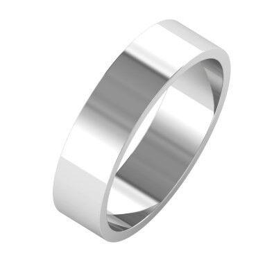 Ювелирный салон ZORKA Кольцо обручальное из серебра 0145007 - фото 1