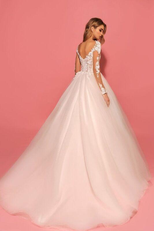 Свадебный салон Eva Lendel Свадебное платье Debra - фото 3