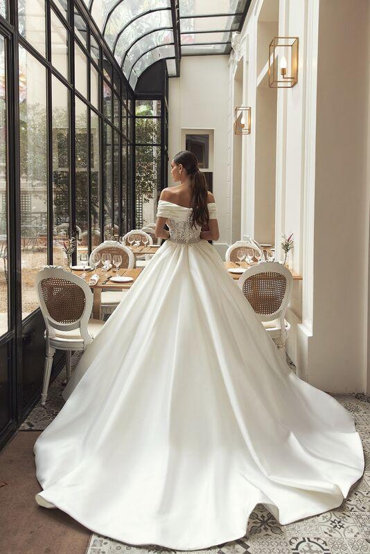"Свадебный салон ALIZA свадебное платье ""Monikkye"" - фото 3"