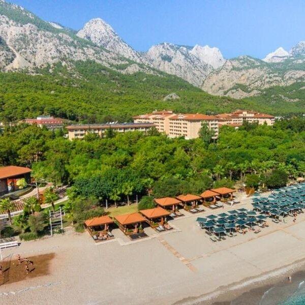 Туристическое агентство EcoTravel Пляжный тур в Турцию, Кемер, Akka Antedon Hotel 5* - фото 1