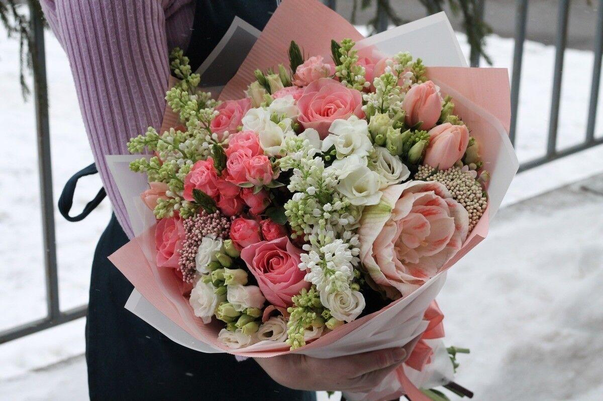 Магазин цветов Cvetok.by Букет «Валери» - фото 1