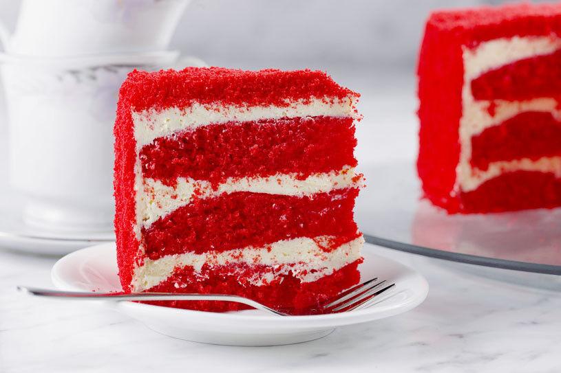 Торт Salad Drive торт «Красный вельвет» - фото 2