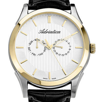 Часы Adriatica Наручные часы A1191.2213QF - фото 1