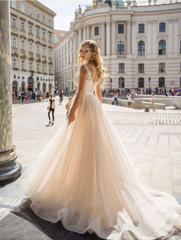 """Свадебное платье напрокат ALIZA свадебное платье """"Paula"""" - фото 2"""