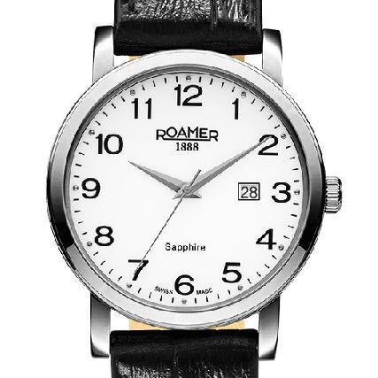 Часы Roamer Наручные часы 709844 41 26 07 - фото 1