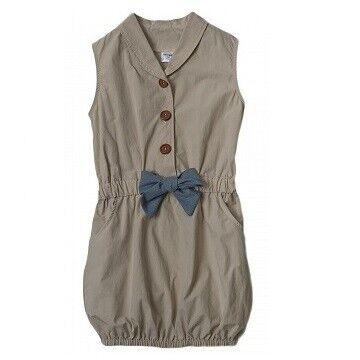Платье детское Mini Maxi Платье Сафари для девочки UD0367 - фото 1
