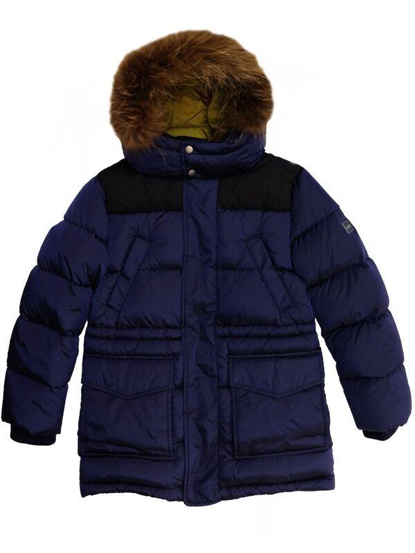 Верхняя одежда детская ADD Куртка для мальчика IAB003-0 - фото 1