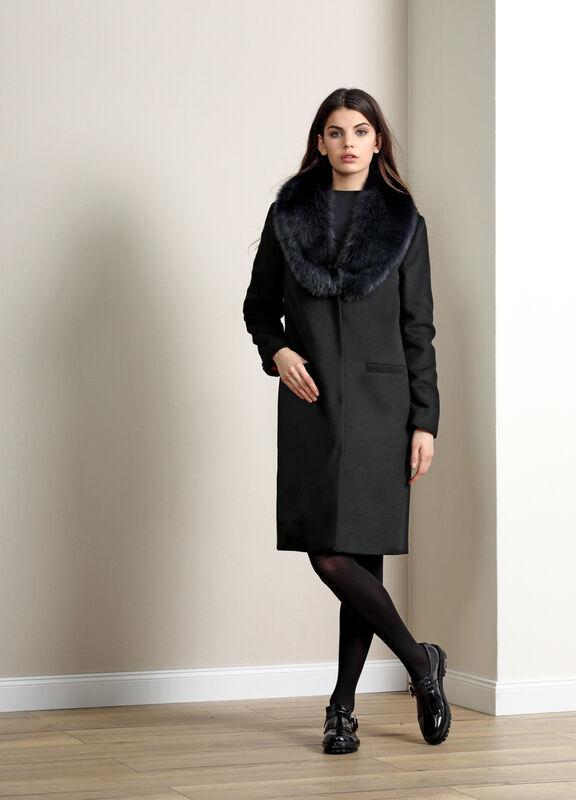 Верхняя одежда женская Burvin Пальто женское 5943 - фото 1