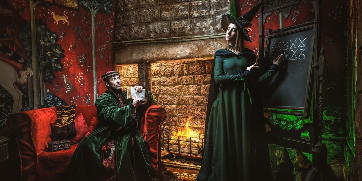Квест Клаустрофобия Квест «Гостиная Гриффиндора» - фото 2