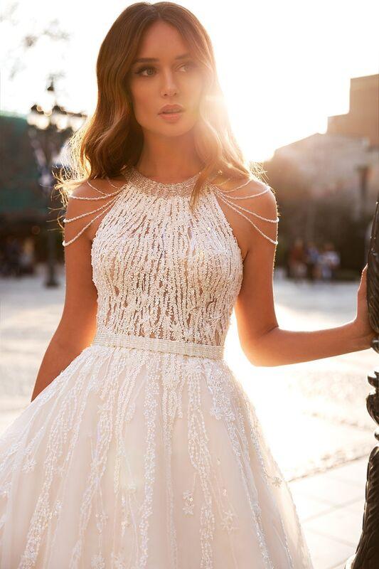 """Свадебный салон ALIZA свадебное платье """"Jufemmye"""" - фото 1"""