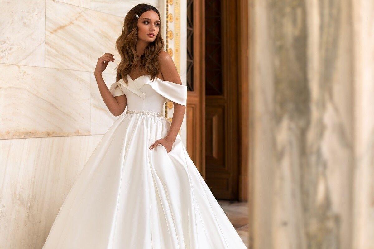 "Свадебный салон ALIZA свадебное платье ""Blanssye"" - фото 2"
