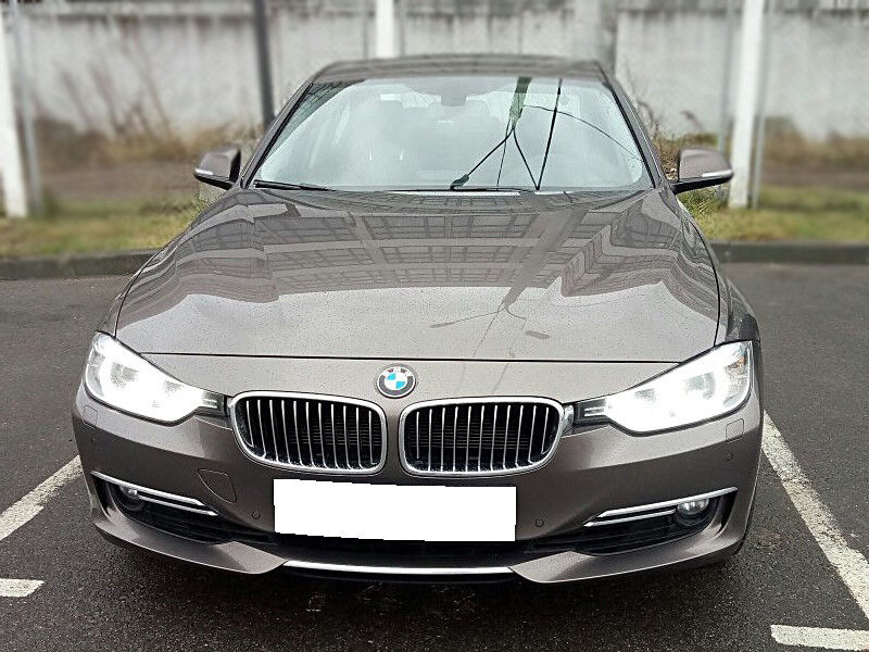 Прокат авто BMW 320 F30 - фото 2