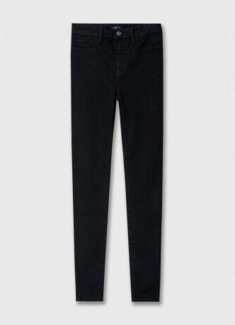 Брюки женские O'STIN Базовые суперузкие джинсы с высокой посадкой LPD108-99 - фото 4