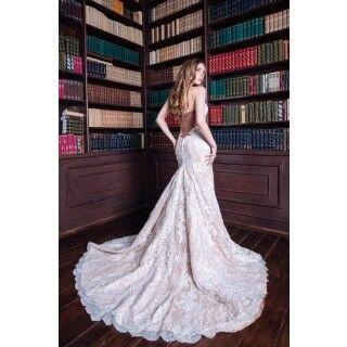 Свадебное платье напрокат Berkana Платье свадебное Naomi - фото 3