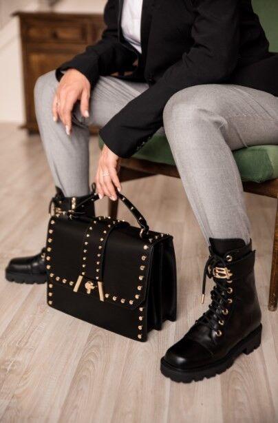 Обувь женская Baldinini Ботинки женские 12 - фото 3