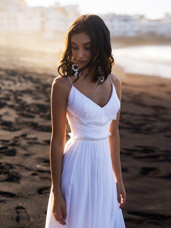 Свадебное платье напрокат Blammo-Biamo Свадебное платье Dream Ocean Iymi - фото 1