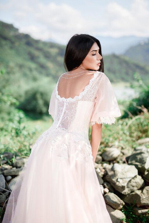 Свадебное платье напрокат Артемида Платье свадебное Peony - фото 6