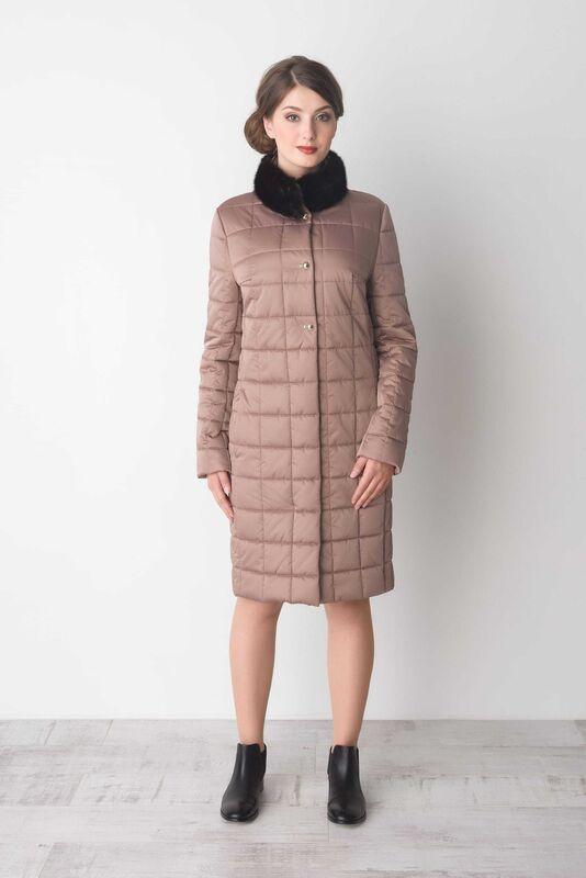 Верхняя одежда женская Elema Пальто женское зимнее Т-6596 - фото 1