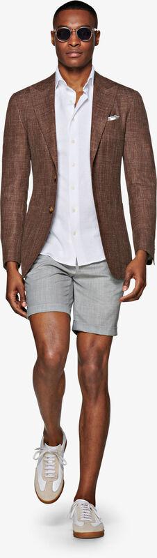 Пиджак, жакет, жилетка мужские SUITSUPPLY Пиджак мужской Havana C1310 - фото 1
