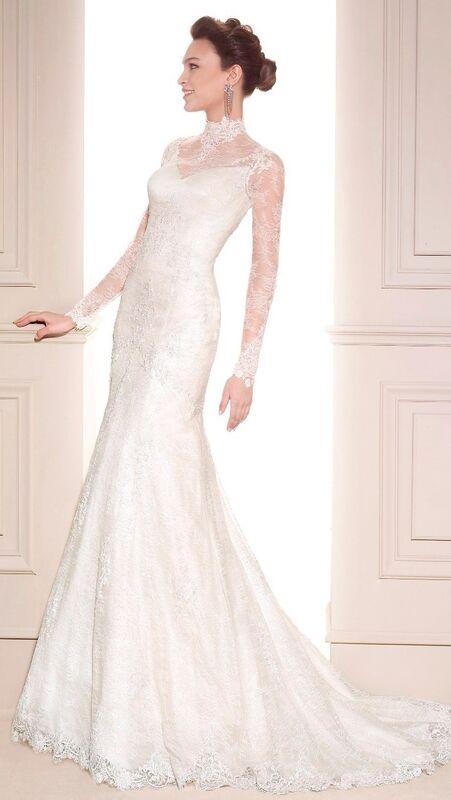 Свадебное платье напрокат Fara Sposa Платье свадебное 5607 - фото 1