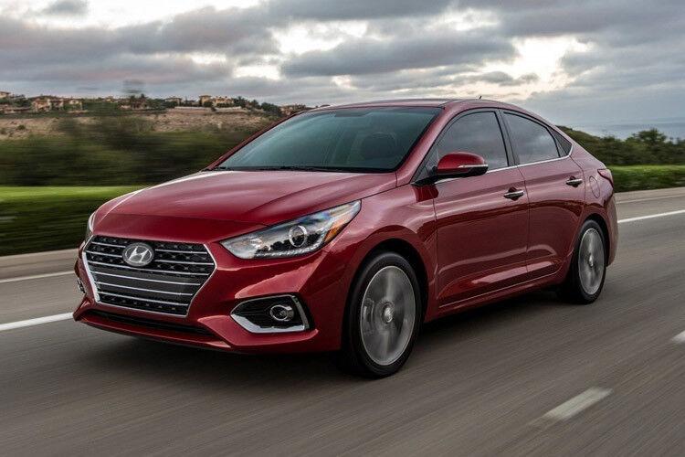 Прокат авто Hyundai Accent 2019 AT - фото 1