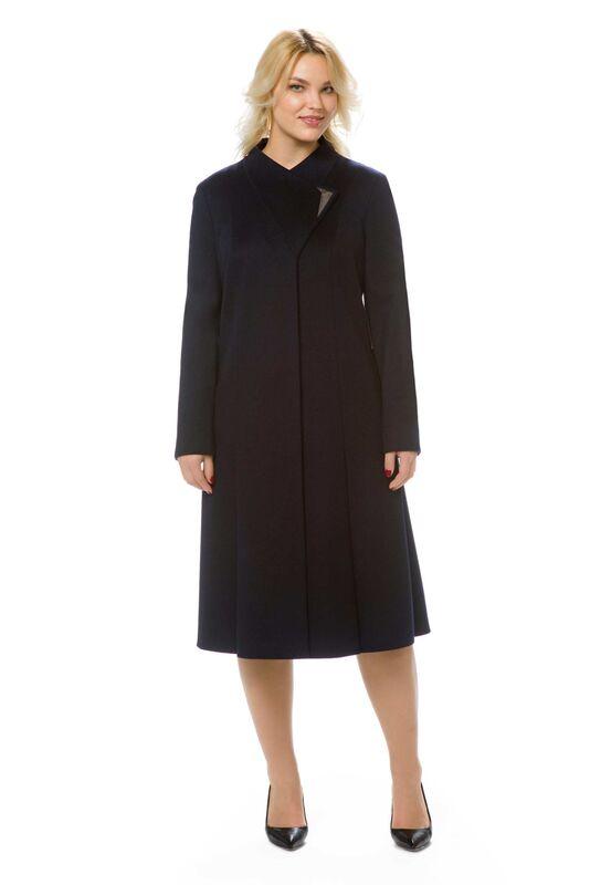 Верхняя одежда женская Elema Пальто женское демисезонное Т-7044 - фото 1