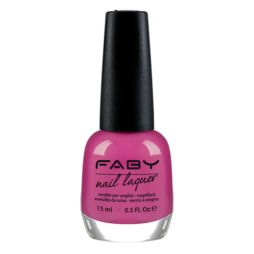 Декоративная косметика Faby Лак для ногтей LCF 010 - фото 1