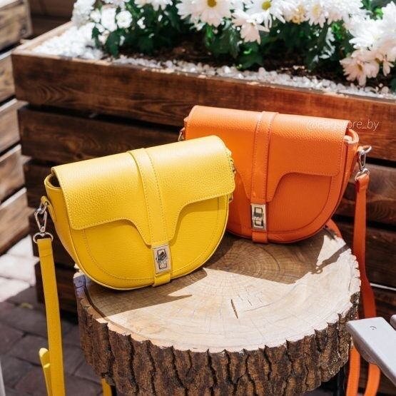 Магазин сумок Vezze Кожаная женская сумка C00496 - фото 2