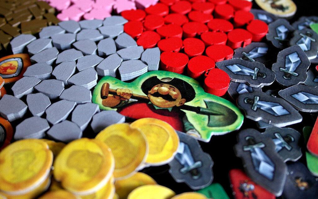 Магазин настольных игр Zvezda Настольная игра «Поселенцы» - фото 2