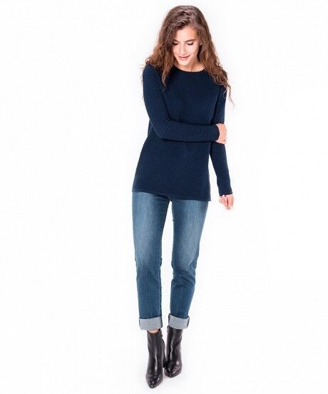 Кофта, блузка, футболка женская SAVAGE Джемпер арт. 910745 - фото 3