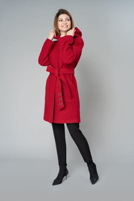 Верхняя одежда женская Elema Пальто женское демисезонное 1-9288-1 - фото 1