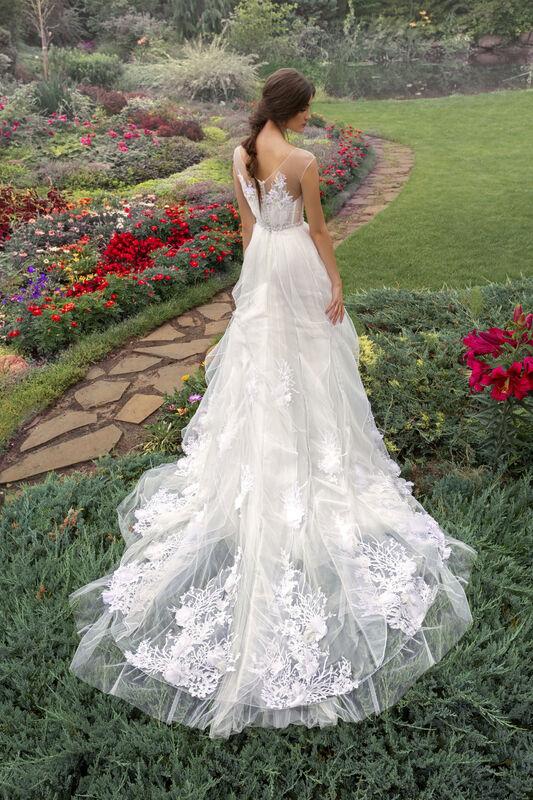Свадебный салон Papilio Свадебное платье «Ренуар» модель 19/2009 - фото 2