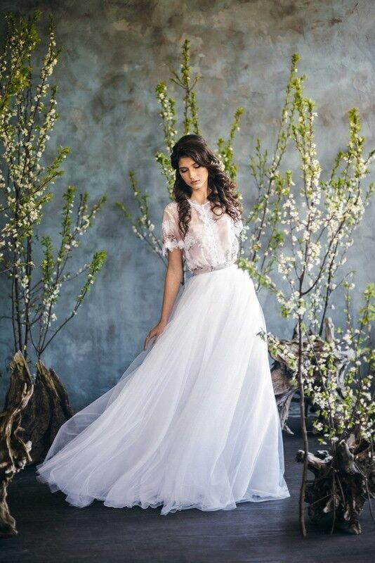 Свадебный салон Артемида Свадебное платье Eva - фото 1