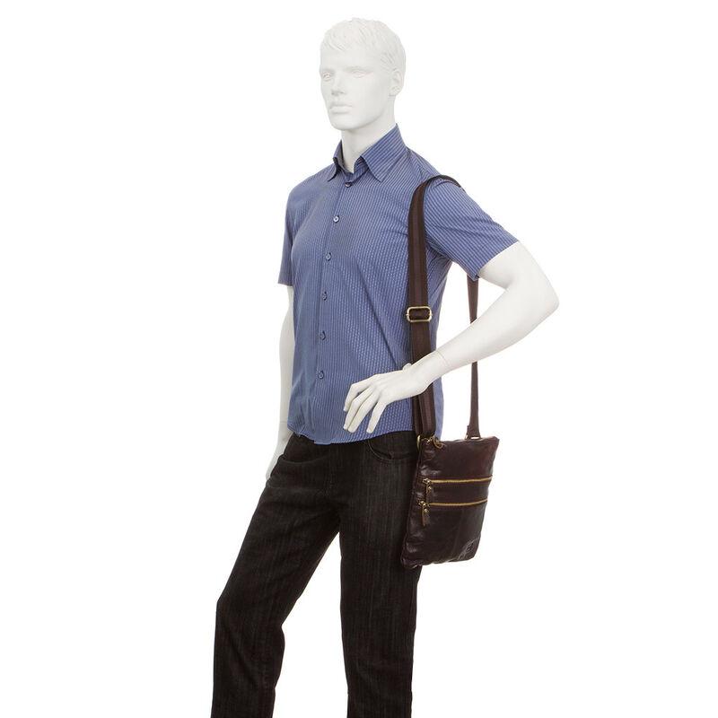 Магазин сумок Poshete Сумка мужская 196-1640-YB42 - фото 2