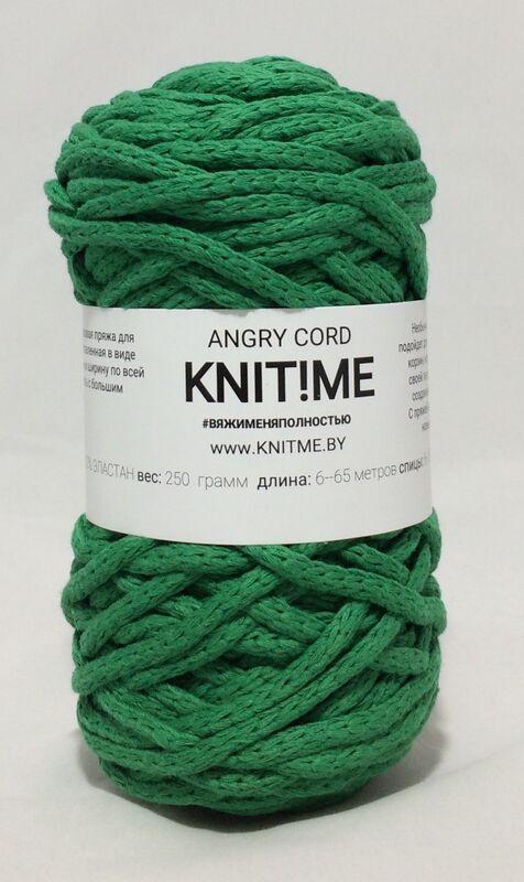 Товар для рукоделия Knit!Me Веревочная пряжа Angry Cord - Весенний бутон (AC16) - фото 1