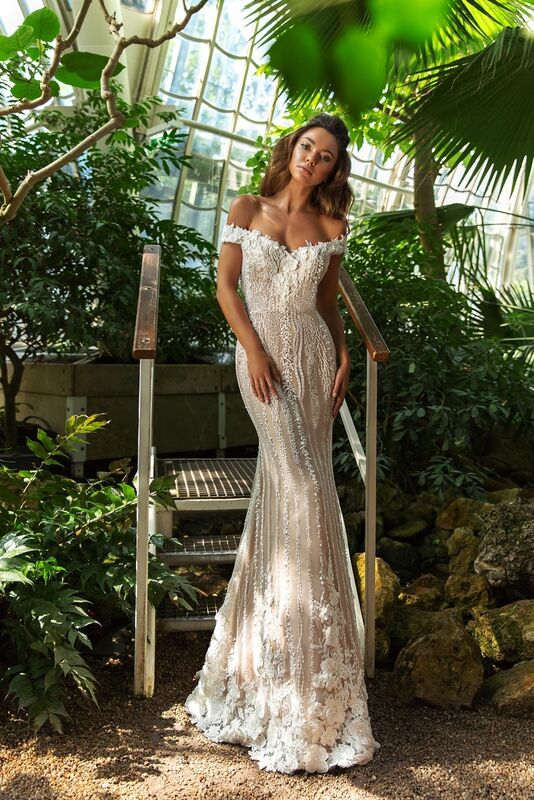 Свадебное платье напрокат Crystal Claudia - фото 2