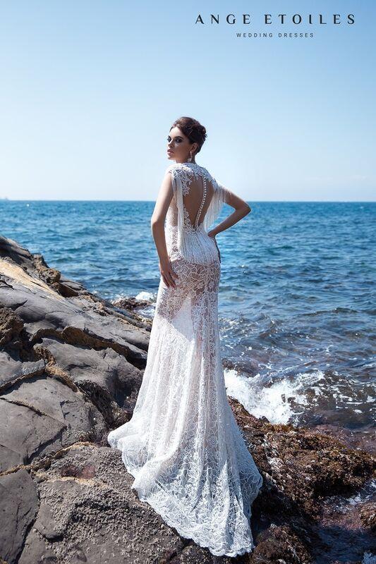 Свадебный салон Ange Etoiles Свадебное платье Madonna - фото 3