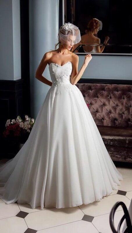 Свадебное платье напрокат Edelweis Платье свадебное «Nouvelle» - фото 1