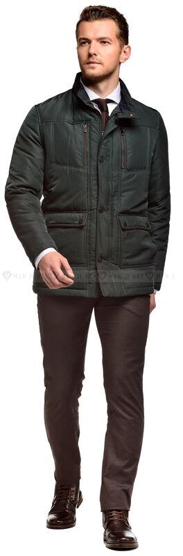Верхняя одежда мужская Keyman Куртка мужская зеленая - фото 1