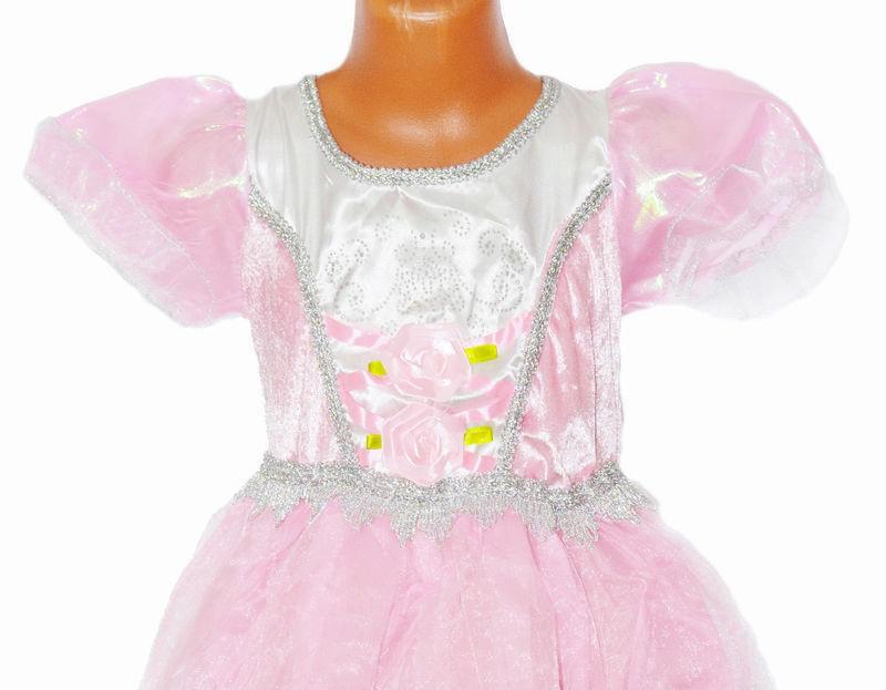 Карнавальный костюм Disney Платье карнавальное «Принцесса Цветов» - фото 2