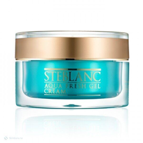 Уход за лицом Steblanc Крем-гель для лица увлажняющий Aqua Fresh Gel Cream 50 мл - фото 1