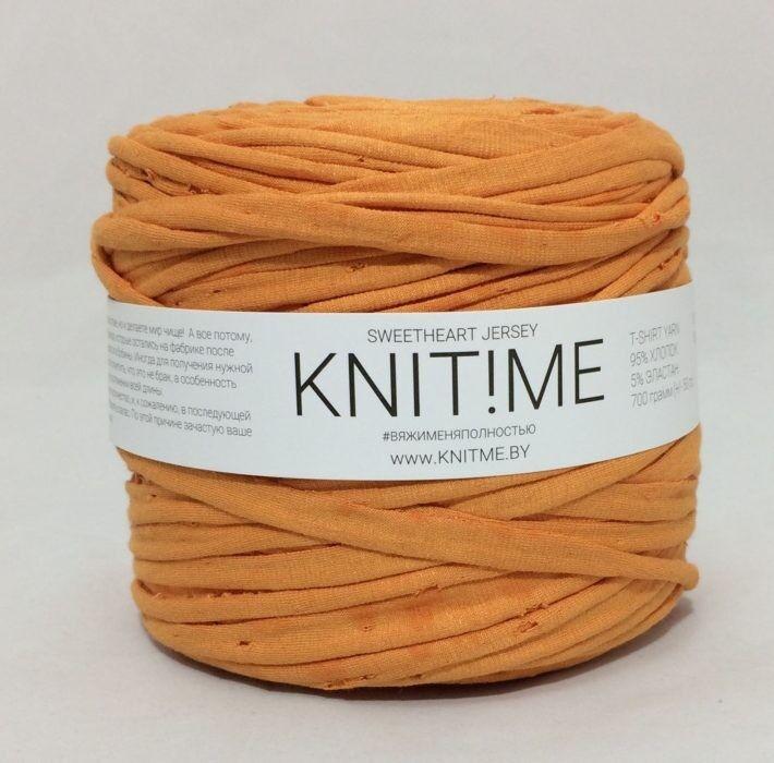 Товар для рукоделия Knit!Me Ленточная пряжа Sweetheart Jersey - SJ301 - фото 1