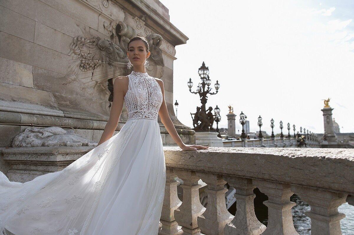 """Свадебное платье напрокат ALIZA свадебное платье """"Olgey"""" - фото 2"""
