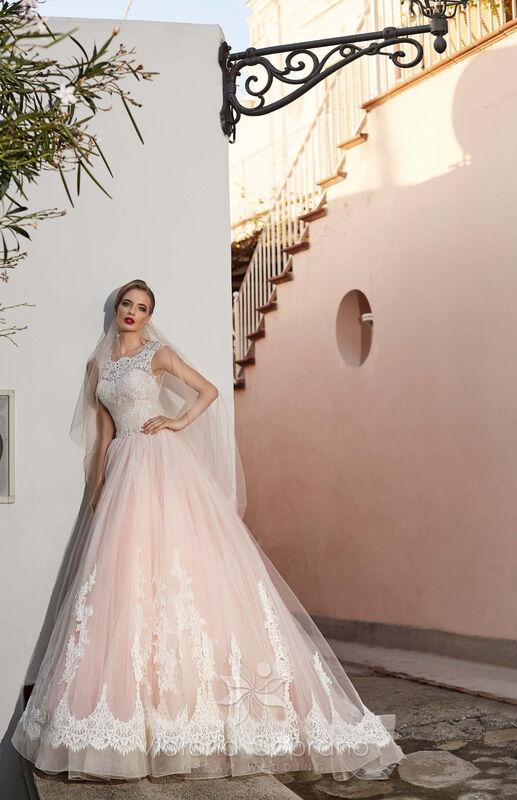 Свадебное платье напрокат City Bride Свадебное платье VS11718 - фото 3