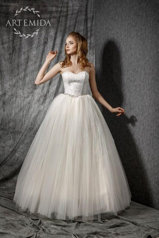 Свадебный салон Артемида Свадебное платье Mishel - фото 1