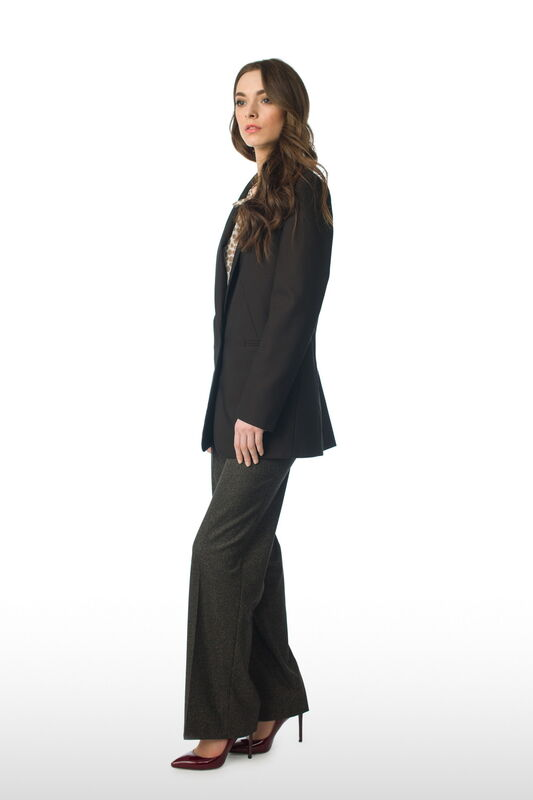 Пиджак, жакет, жилетка женские Elema Жакет женский Т-5847 - фото 2