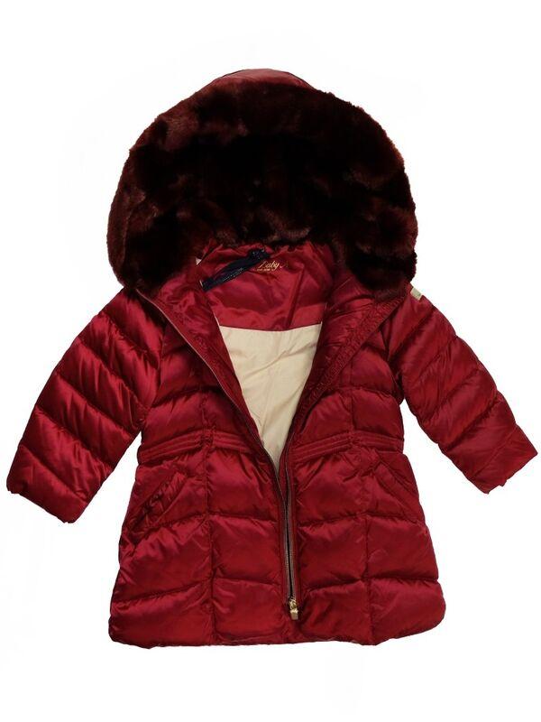 Верхняя одежда детская TRE API Пальто  для девочки Z1189 - фото 2